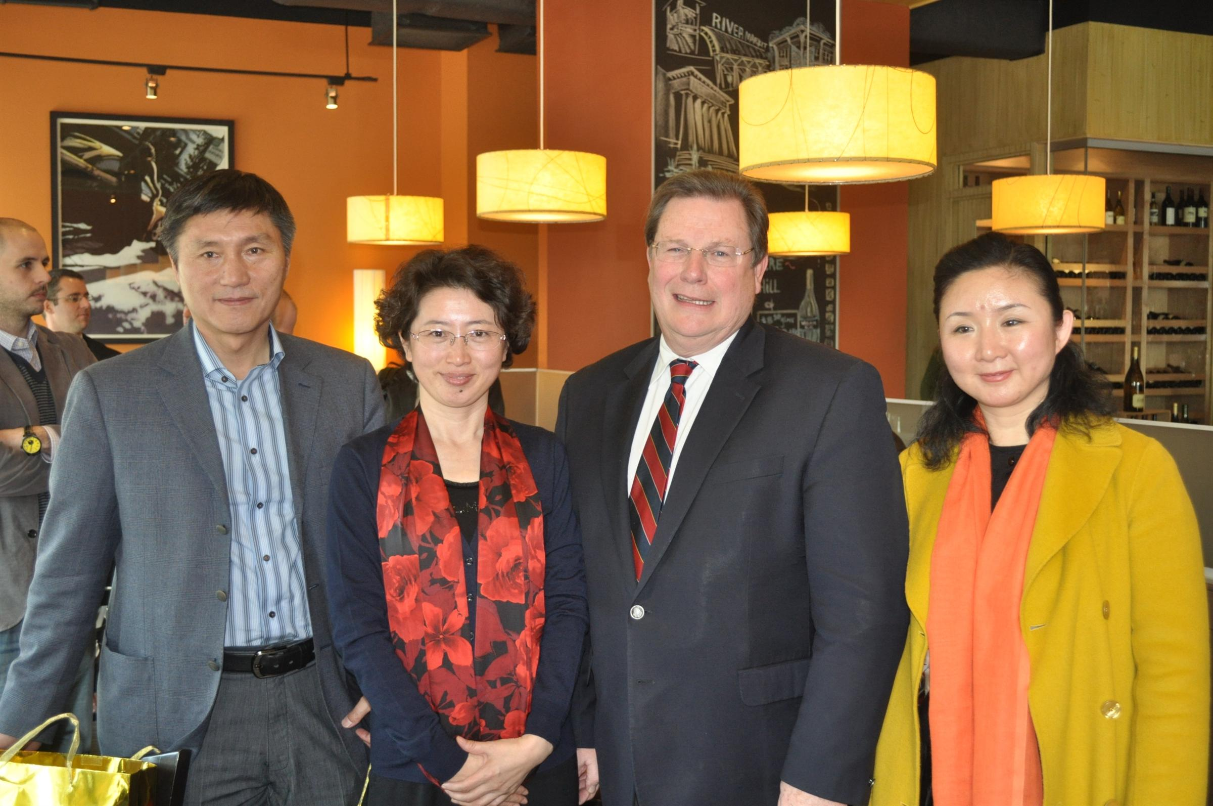 Changchun Delegation