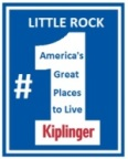 Kiplinger Ranks Little Rock #1 Great Place to Live
