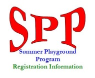 Summer Playground Program Registration Information