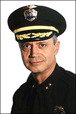 Stuart Thomas - Chief of the Little Rock Police Department