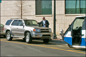 Parking Enforcement Section of Public Works