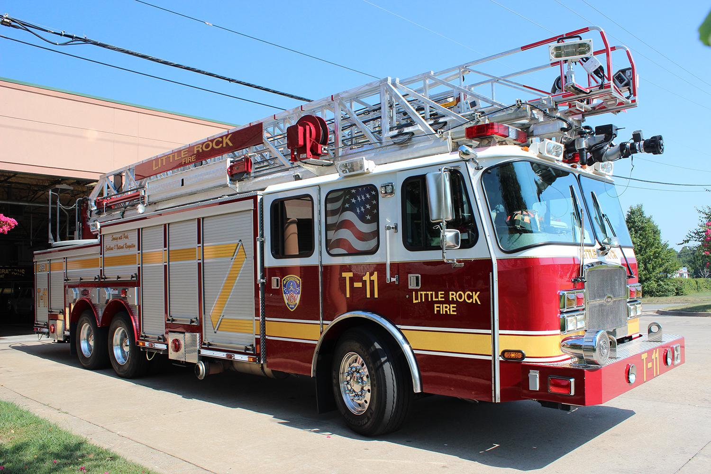 Fire Department City Of Little Rock