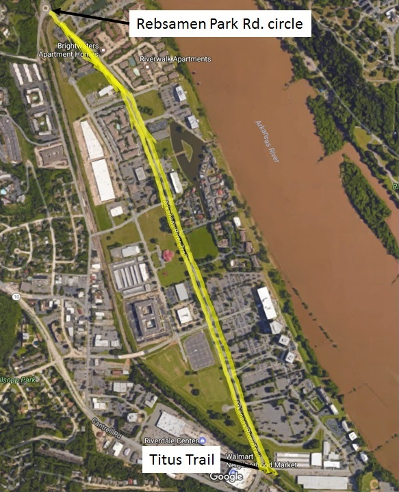 Riverfront Drive - Current Conditions   City of Little Rock