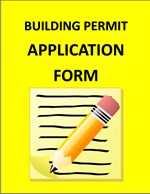Building Permit Application Form