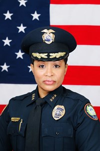 Assistant Chief Crystal Young - Haskins